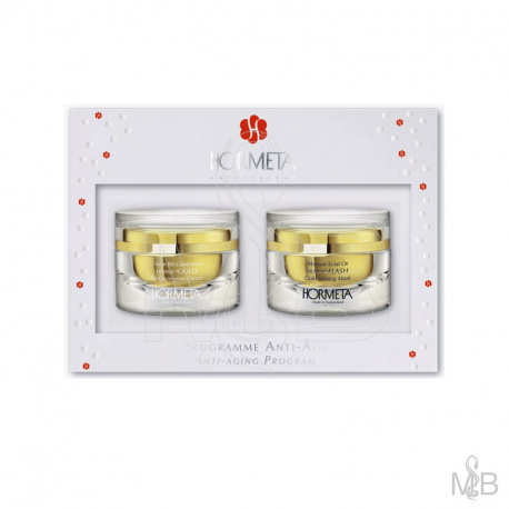 Hormeta - Coffret Horme Gold - 100ml