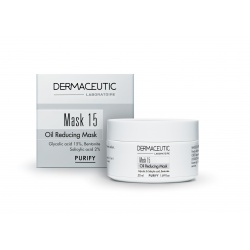 Dermaceutic - Mask 15 Régulateur de Sébum - 50ml