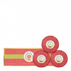 Roger & Gallet - 3 Soap Box Fig Flower - 3 x 100g