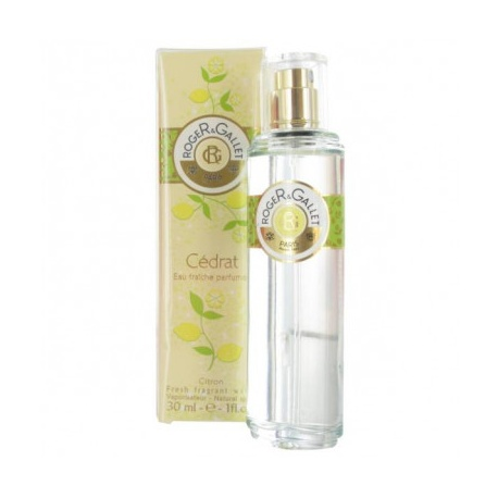 Roger & Gallet - Fresh Perfumed Water Cédrat - 30ml