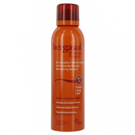 Bergasol - Refreshing Solar Mist SPF 10 - 150ml
