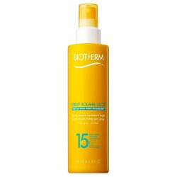 Biotherm - Ultra-light Moisturizing Body Spray SPF 15 - 200ml
