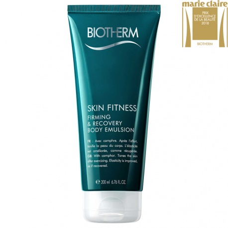 Biotherm - Skin Fitness Firming & Recovery Body Emulsion - 200ml