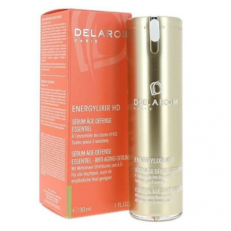 Delarom - Energylixir HD Serum - 30ml