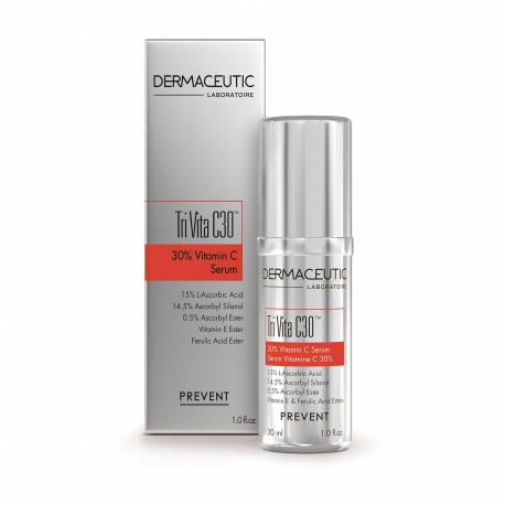Dermaceutic - Tri Vita - Sérum Haute Définition Vitamine C 30 - 30ml