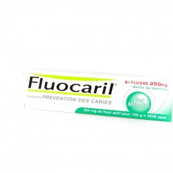 Fluocaril - Toothpaste Gel for Decay Protection - 75ml