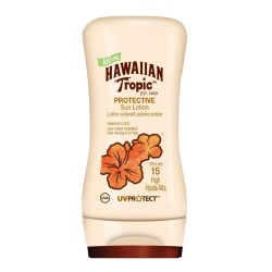 Hawaiian Tropic - Lotion Solaire SPF 15 Mini - 100ml