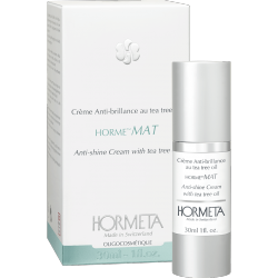 Hormeta - Horme Mat - Anti-shine Cream with tea tree oil - Airless 30 ml