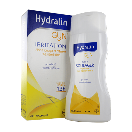 Hydralin GYN - Gel Calmant 400ml