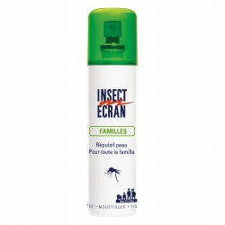 Insect Ecran - Anti-mosquitoes Families - 200ml