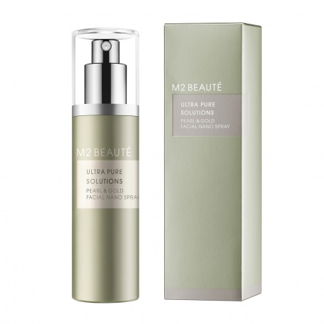 M2BEAUTE - Ultra Pure - Solutions Pearl & Gold - 75ml
