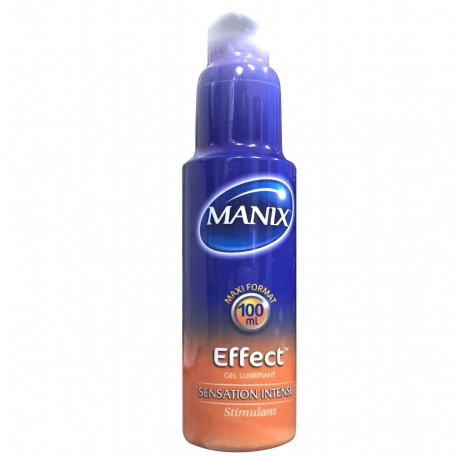 Manix - Lubricating Gel Effect - 100ml