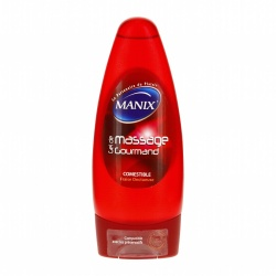 Manix - Gel Lubrifiant Massage Gourmand