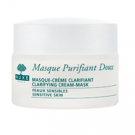 Nuxe - Clarifying Cream Mask With Rose Petals - 50ml