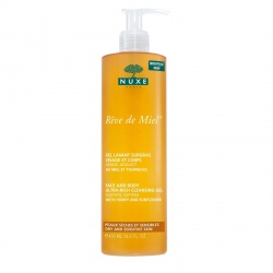 NUXE - Rêve de Miel Face and body Cleansing Gel - 400ml