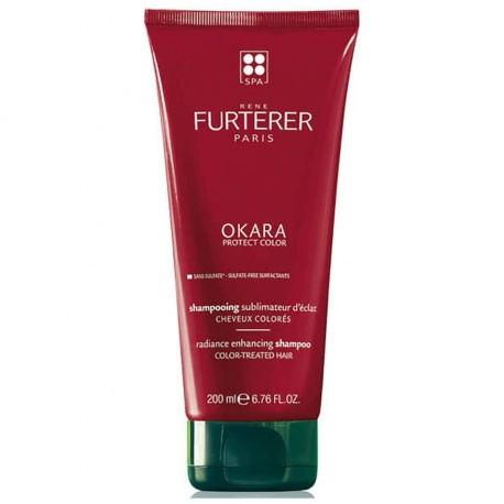 René Furterer - Okara Protect Color radiance enhacing conditioner - 200+50ml