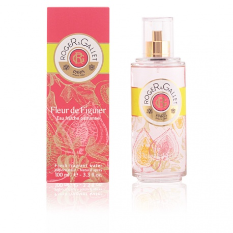 Roger & Gallet - Fresh Perfumed Water Fig Flower - 100ml