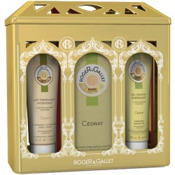 Roger & Gallet - Box CitronEau Parfumée & Milk & Shower Gel