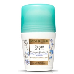Sanoflore - Purity Of Lin Deodorant Ball - 50ml