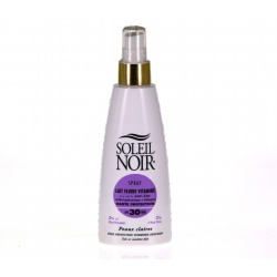 Soleil Noir - Fluid Milk with Vitamins Spray SPF30 - 150ml