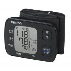 Omron - Electronic Wrist Tensiometer RS6