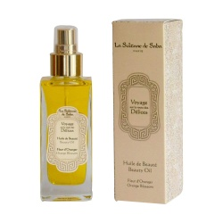 La Sultane de Saba - Beauty Oil Orange Blossom - 100ml