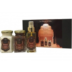La Sultane de Saba - Ayurvedic Box Travel Spices