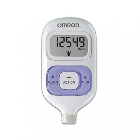 Pedometer OMRON WALKING STYLE III HJ-203-E PURPLE