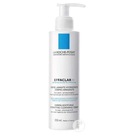 La Roche Posay - Effaclar H - Moisturizing Cleansing Cream - 200ml