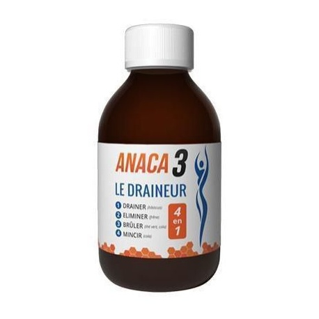 Anaca 3 - The Drainer - 4 in 1 - 250ml