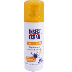 Insect Screen - Anti Ticks - Spray 100ml