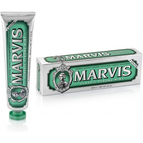 Marvis - Dentifrice Classic Menthe Forte - 85ml
