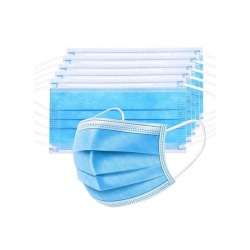 Disposable Face Mask - FDA standard - Box of 50